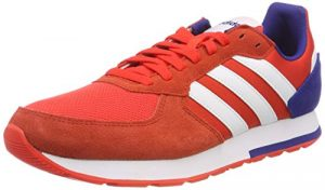 adidas Herren 8k Gymnastikschuhe, (Dark Blue/Grey Two F17)