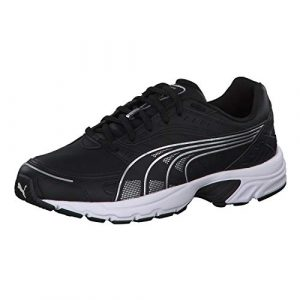 Puma Unisex-Erwachsene AXIS SL Fitnessschuhe, Schwarz Black Silver 02, EU