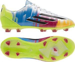 Adidas Schuhe Nockenschuhe F50 Fußball adizero FG Nockenschuhe Kinder Junior Kinder (Messi) runwht/black
