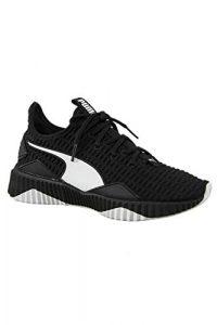 Puma Damen Defy WN's Fitnessschuhe, Schwarz Black White, 37 EU