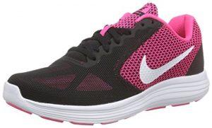 Nike Damen Revolution 3 Laufschuhe, grau, Einheitsgröße