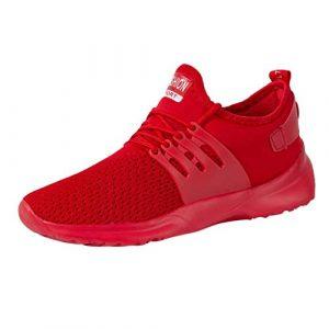 ABsoar Schuhe Herren Sneaker Lässige Sportschuhe Laufschuhe für Männer Atmungsaktive Schuhe Sneaker Turnschuhe Wanderschuhe