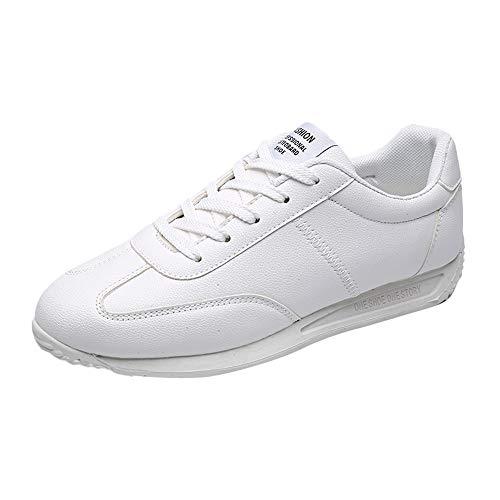 ABsoar Schuhe Herren Sneaker Casual Flache Sportschuhe Gemischte Farben Schuhe Atmungsaktive Laufschuhe Abriebfeste Turnschuhe Basketballschuhe