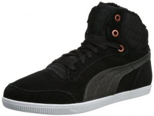 Puma Damen Glyde Court Fur WN's High-top