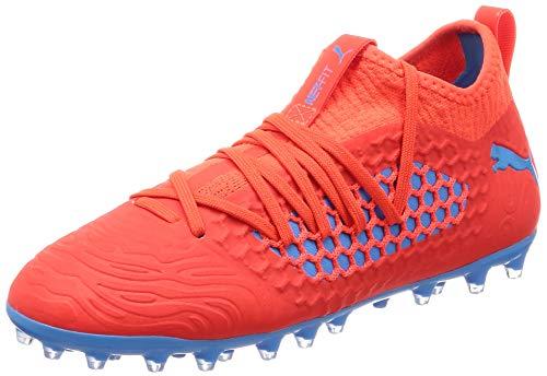 Puma Unisex-Kinder Future 19.3 Netfit Mg Jr Fußballschuhe