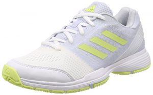 adidas Damen Barricade Club W Tennisschuhe, blau, 47.3 EU