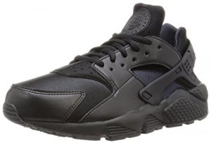 NIKE Damen Air Huarache Run Sneaker, Schwarz Black, 42 EU