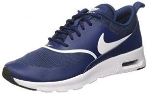 Nike Damen Wmns Air Max Thea Gymnastikschuhe – Blau (Navy/white Black 419) , 41 EU