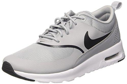 Nike Damen Wmns Air Max Thea Gymnastikschuhe - Grau (Wolf Grey/black 030) , 39 EU