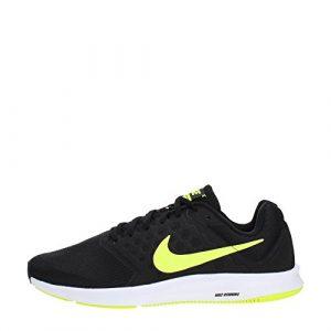 Nike Herren Downshifter 7 Laufschuhe schwarz