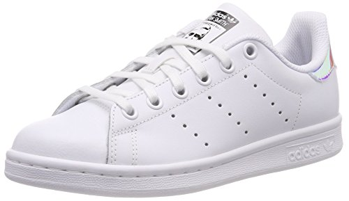 adidas Unisex Kinder Stan Smith J Gymnastikschuhe