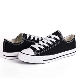 Hotroad Unisex Mode Turnschuhe Low-Top