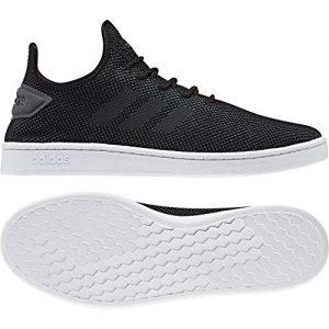 adidas Herren Court Adapt Tennisschuhe Mehrfarbig Negbás/Grisei 000, 42 2/3 EU
