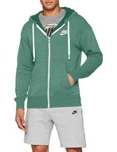 Nike Herren M NSW Heritage Fz Sweatshirt