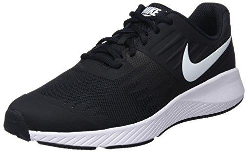 Nike Herren Star Runner (Gs) Traillaufschuhe, Schwarz, Eu