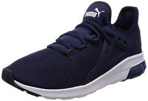 Puma Unisex-Erwachsene Electron Street Fitnessschuhe, Blau (Peacoat-Peacoat-Puma White), 46 EU