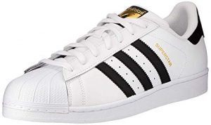 adidas Unisex-Kinder Superstar J C77154 Low-Top