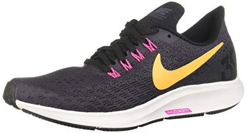 Nike Damen Air Zoom Pegasus 35 Laufschuhe, grau, EU