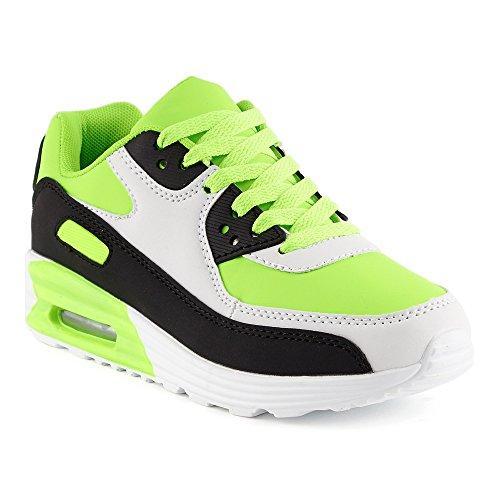 FiveSix Herren Damen Sportschuhe Dämpfung Sneaker Laufschuhe