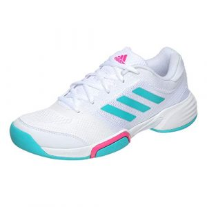adidas Performance – Barricade Club CPT Damen Tennisschuh weiß EU 38 2/3