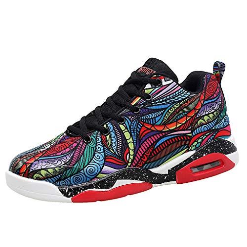 MONDHAUS Herren Damen Sneaker Running Laufschuhe Sportschuhe rutschfeste Sneaker Outdoors Straßenlaufschuhe Laufschuhe Sports Schuhe