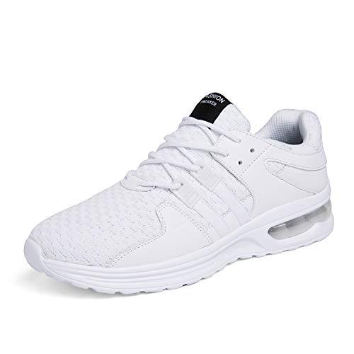 BAOLESME Herren Sportschuhe Atmungsaktiv Gym Laufschuhe Leichtgewicht Turnschuhe Freizeit Outdoor Sneaker
