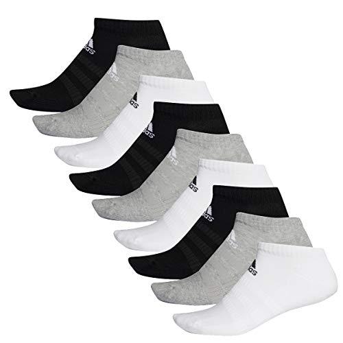 adidas 9 Paar Performance No Show Sneaker Socken Unisex Kurzsocke