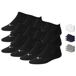 Puma Unisex SpeedCat Sneakers Socken Sportsocken MIT FROTTEESOHLE 12er Pack