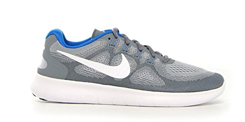 Nike Nike Free Rn 2017 S - cool grey/white-wolf grey-blue