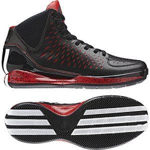 adidas Rose 3 schwarz