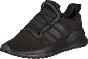 adidas U-Path Run J W Schuhe co, Schwarz, 38 EU